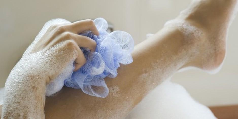 bông tắm