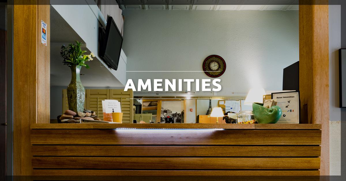 Hotel Amenities là gì? Có vai trò gì trong khách sạn, khu nghỉ dưỡng?