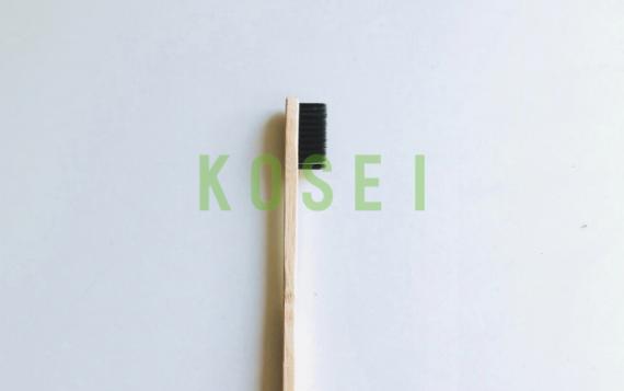 Bàn chải gỗ – Mẫu bàn chải đánh răng thân thiện với môi trường
