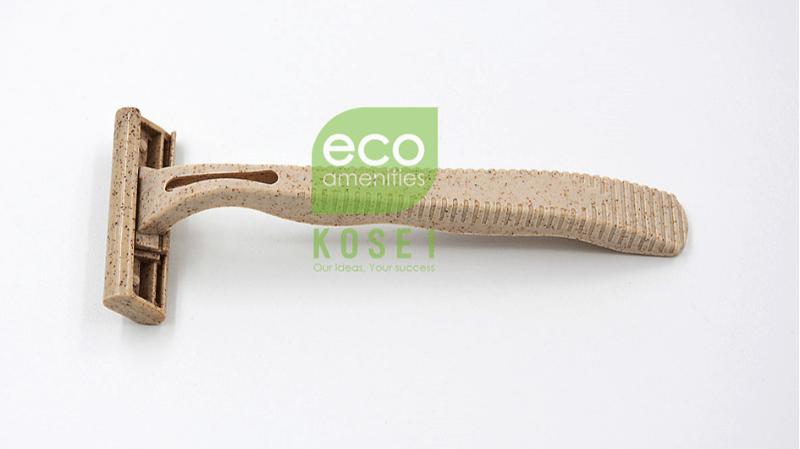 dao cạo râu bằng bột rơm