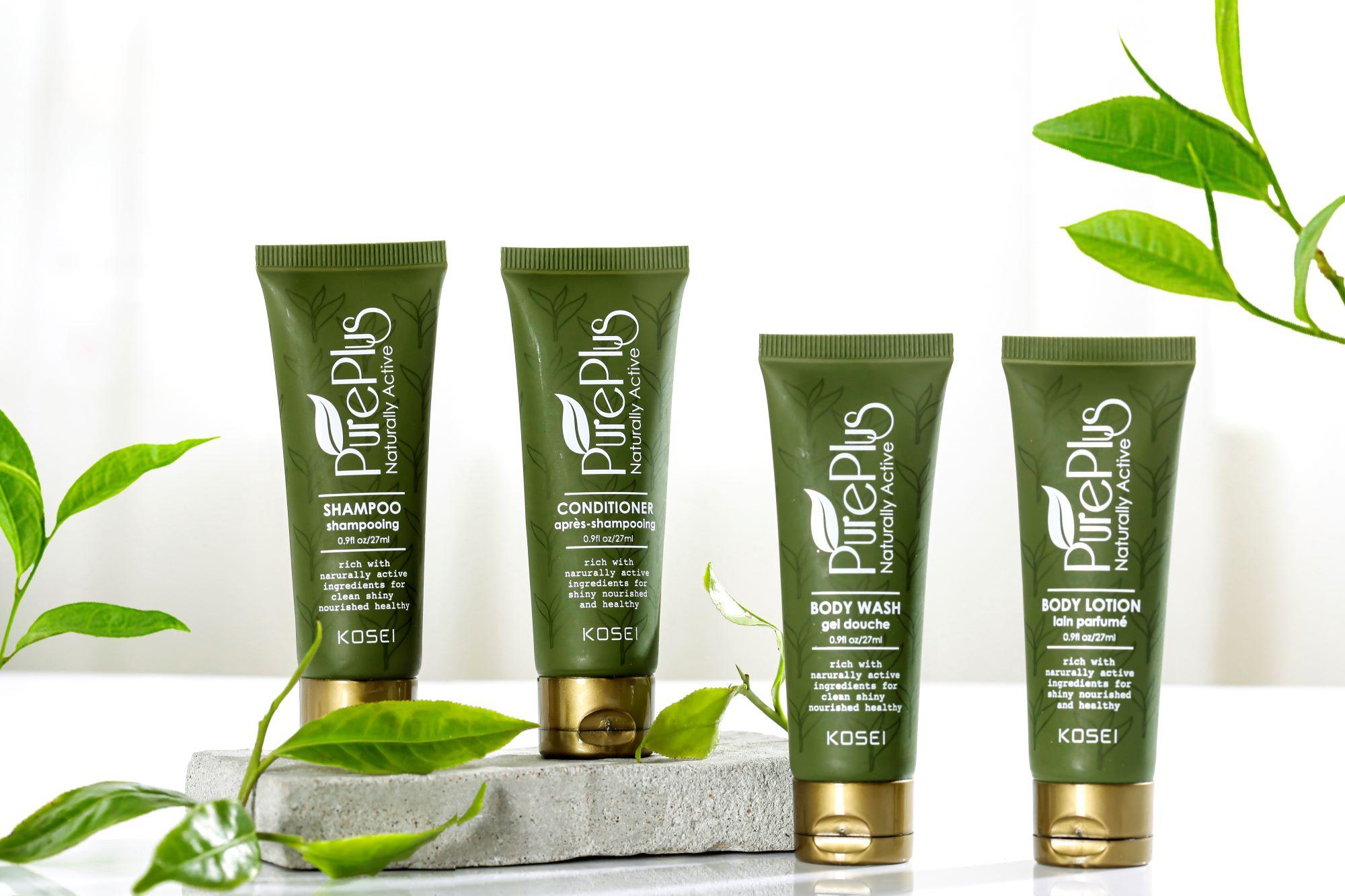 Bộ sản phẩm Pureplus Greentea