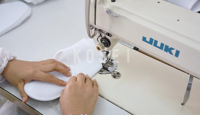 Sản xuất dép vải